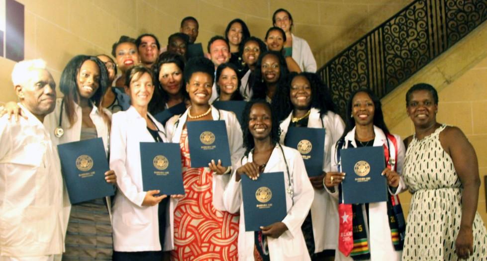 United States ELAM Graduates- Class of 2015
