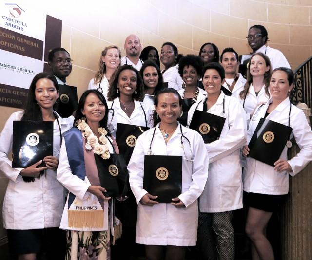 United State ELAM Graduate - Class of 2014