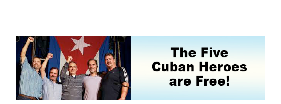 Cuban Heroes are Free