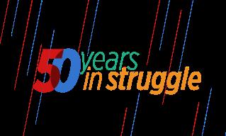 50 Years in Struggle