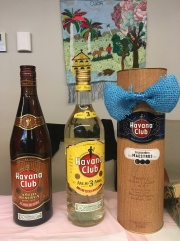 Rum from Cuba - Raffle Prizes