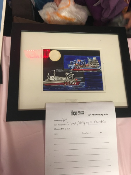 Silent Auction Peice
