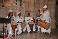 Women drummers Riverside